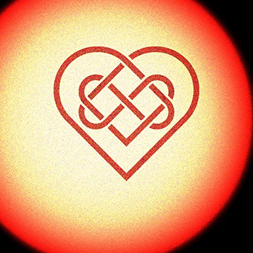 Celtic Knot Heart Stencil Hearts Knots Stencils