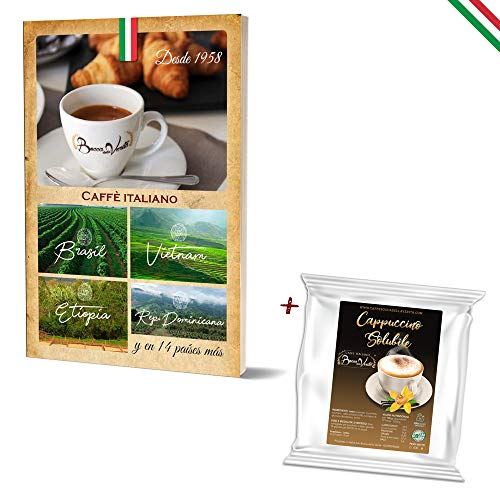 Catálogo de Productos Café Italiano Bocca della Verità + REGALO! Café Soluble...