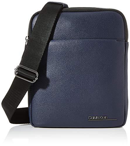 Calvin Klein - Ck Bombe' Flat Crossover, Shoppers y bolsos de hombro...