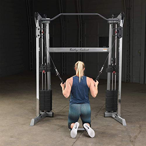 Product Image 3: Body-Solid GDCC200 Functional Training Center 200 for Weight Training, Home and Commercial Gym