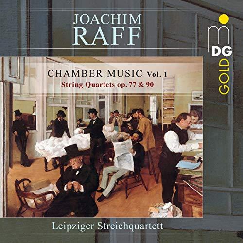 Kammermusik Vol.1 - Streichquartett 1 & 2