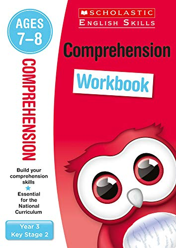 Comprehension practice activities for children ages 7-8 (Year 3). Perfect...