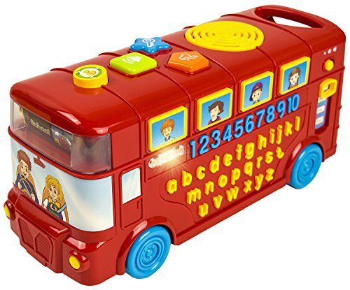 Cool Toys My First Learning Bus review