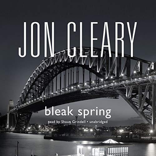 Bleak Spring audiobook cover art