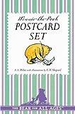 Winnie the Pooh Postcard Set by Milne, A. A. (August 28, 2014) Card Book