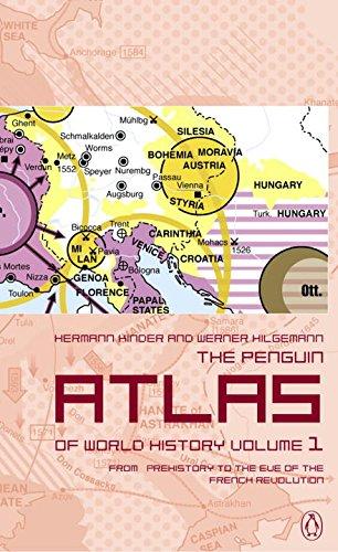 The Penguin Atlas of World History: Volume 1: From...