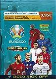 Panini- UEFA Euro 2020-Starter Pack Adrenalyn XL, 004112SPCFGD
