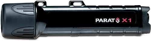 Parat 6.911.152.151 X-treme Professional lumièreing X1 Lampe torche Noir