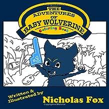 Baby Wolverine Coloring Book (Vol.)
