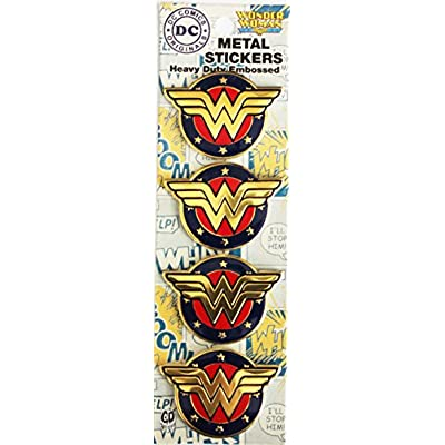 wonder woman stickers and decals