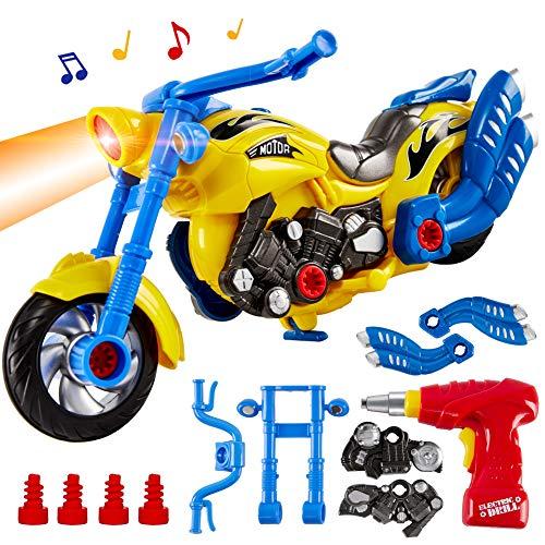 Montage Spielzeug Autos