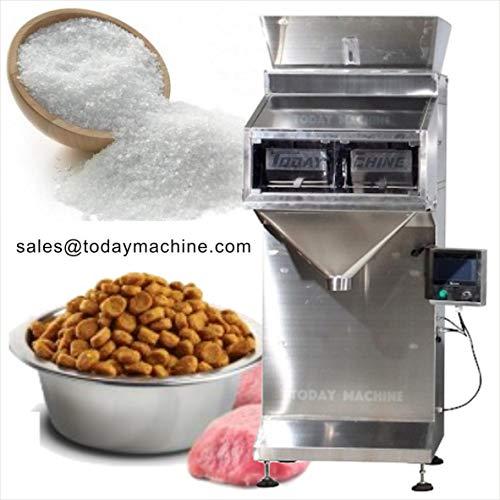 (Uso de fábrica) escala de ensacado 0g-5kg, máquina de llenado de pesaje automático (acero inoxidable)