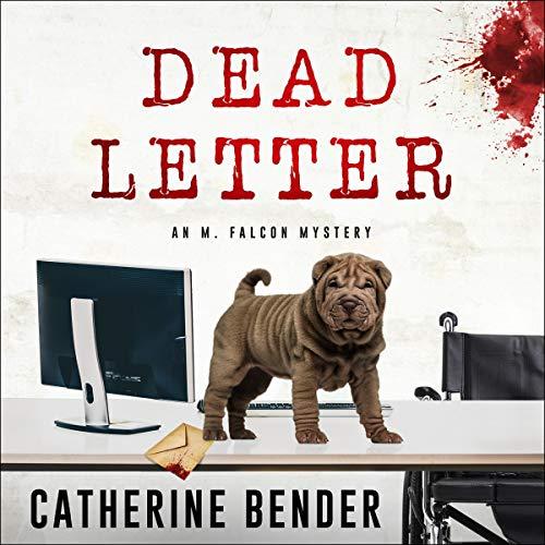 Dead Letter Audiobook By Catherine Bender cover art