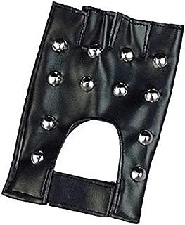 Men's Studded Costume Gloves