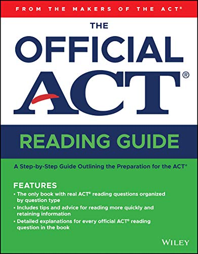 Compare Textbook Prices for The Official ACT Reading Guide 1 Edition ISBN 9781119634553 by ACT