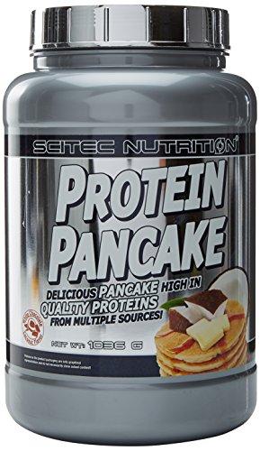 Scitec Nutrition Protein Pancake comida funcional chocolate