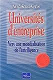 Universités d'entreprise - Vers une mondialisation de l'intelligence