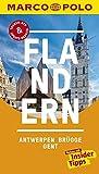 MARCO POLO Reiseführer Flandern, Antwerpen, Brügge, Gent: Reisen mit Insider-Tipps. Inklusive kostenloser Touren-App & Update-Service