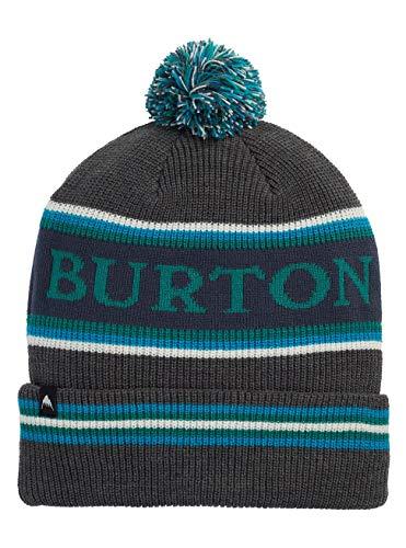 Burton Herren Mütze Trope, Gray Heather, 1SZ, 10474107020, einheitsgröße