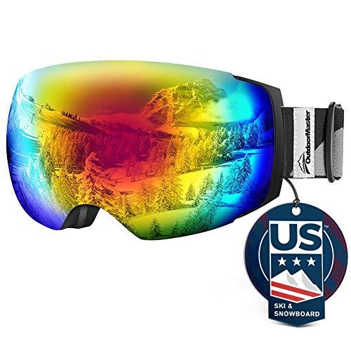 OutdoorMaster Ski Goggles PRO - ...