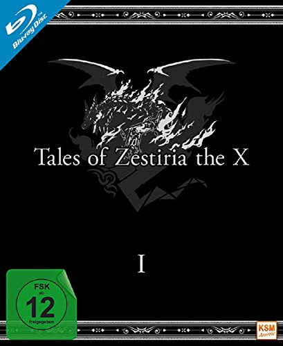 Tales of Zestiria - The X - Staffel 1: Episode 00-12 im limitierten Schuber [Blu-ray]