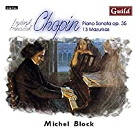Michel Block Plays Chopin