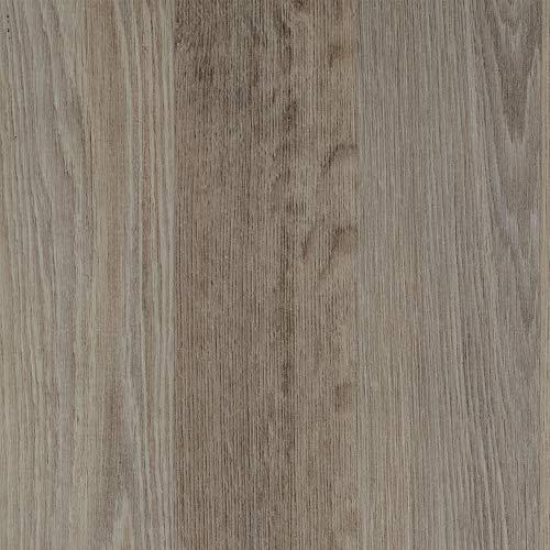 Vinylboden PVC Bodenbelag | Holzoptik Schiffsboden Eiche creme hell | 200 und 400 cm Breite | Meterware | Variante: 7,5 x 2m