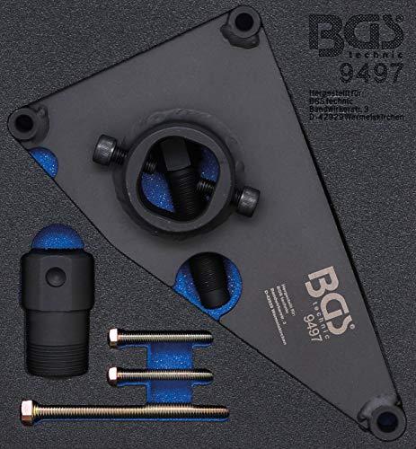 BGS Technic 9497 Bandeja para Carro 1/6: Extractor del Piñón de la Bomba de Alta Presión para Hyundai, Kia