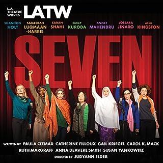 Seven audiobook cover art