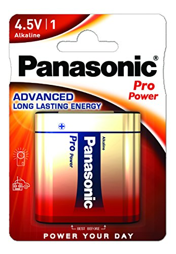 PANASONIC Pro Power 3LR12/Flat - alkaline manganese battery, 4.5 V