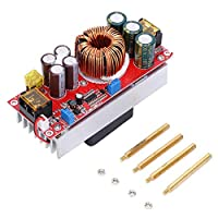 DC DCブーストモジュール、30A 1500WDC電圧コンバータステップアップモジュール定電流電源モジュール