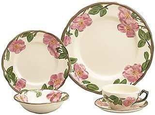 Franciscan Desert Rose 20-Piece Dinnerware Set, Service for 4