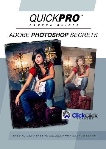 14 Weeks of Adobe Photoshop Secrets DVD-ROM (Requires a Computer)