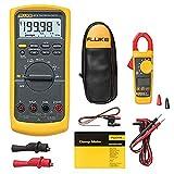 Fluke 325 True-RMS - Multímetro digital Fluke 87V / Sonda de temperatura de Testermans, distribuidor aprobado por Fluke
