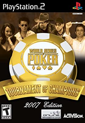 World Series of Poker Tournament of Champions - PlayStation 2