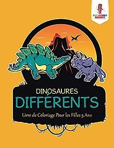 10k Libro Dinosaures Differents Livre De Coloriage Pour