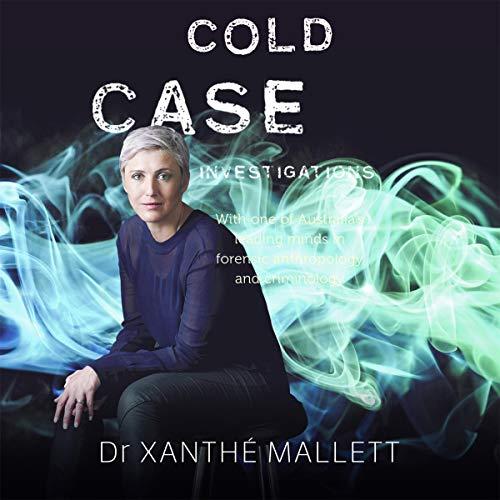Cold Case Investigations cover art