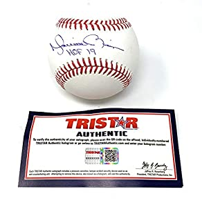 Mariano Rivera New York Yankees Signed Autograph Official MLB Baseball Hall Of Fame Inscribed MLB & Tristar Authentic Certified