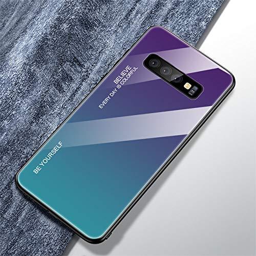 KESHOUJI Funda Color Samsung Galaxy S10 S10e A9 A7