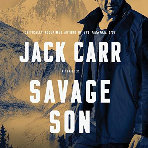 Page de couverture de Savage Son
