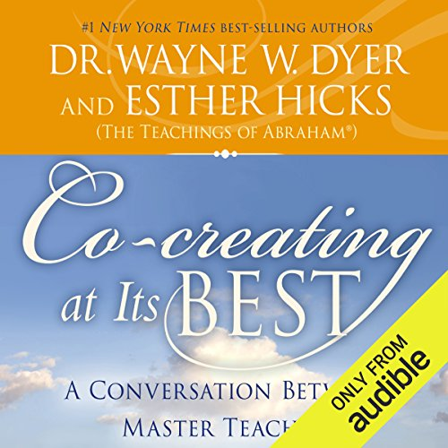 Co-Creating at Its Best audiobook cover art