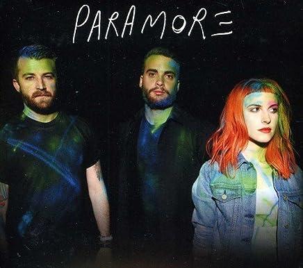 PARAMORE - CD + T-SHIRT PACK (MEDIUM)