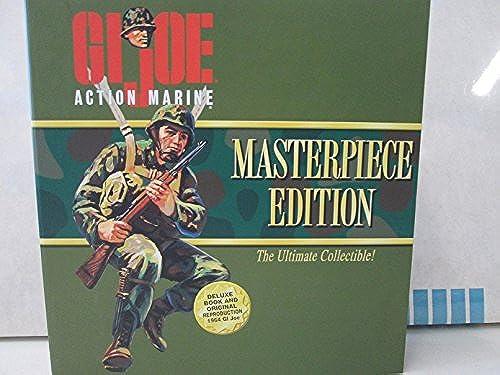 GI Joe Action Marine Masterpiece Edition (Blonde Hair) by G. I. Joe