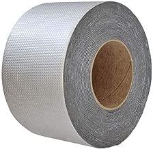 5cm*3m BLMY Forte Qualit/é En Aluminium Feuille Ruban Adh/ésif /Étanche Conduit Ruban Super R/éparation Crack Outils De R/énovation /À La Maison