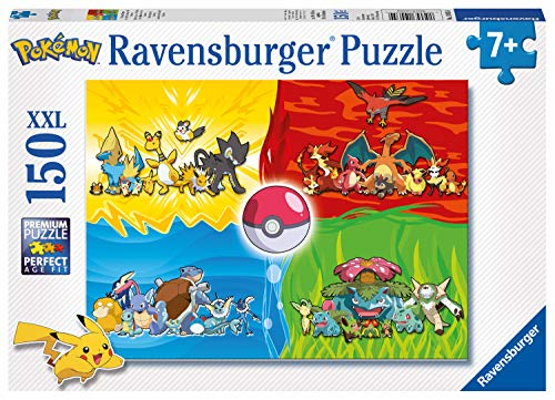 Ravensburger Puzzle 150 Piezas XXL, Pokémon (10035) , Model