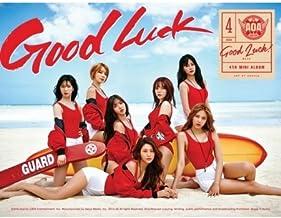 AOA - [GOOD LUCK] 4th Mini Album WEEK Ver CD+Photo Book+1p Photo Card K-POP Sealed