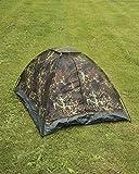 Miltec Tente Igloo Standard Etanche 2 Places Camouflage Flecktarn