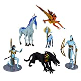 Disney Parks Avatar Na'vi Collectible Figures
