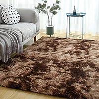 カーペット 洗えるラグ 北欧 スタイル 絨毯 洗えるラグマット 多色絞り染めシャギー 160*230 抗菌 防臭 ふわふわ オシャレ 滑り止め付 センターラグ 洗えるラグ リビング ベッドルーム オールシーズン 絨毯 カーペット ラグマット シャギーラグ