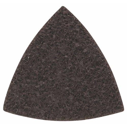 Schleifvlies für Dreiecksschleifer Korund, Körnung: 100